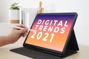 הטרנדים החמים בעיצוב אתרים לשנת 2021